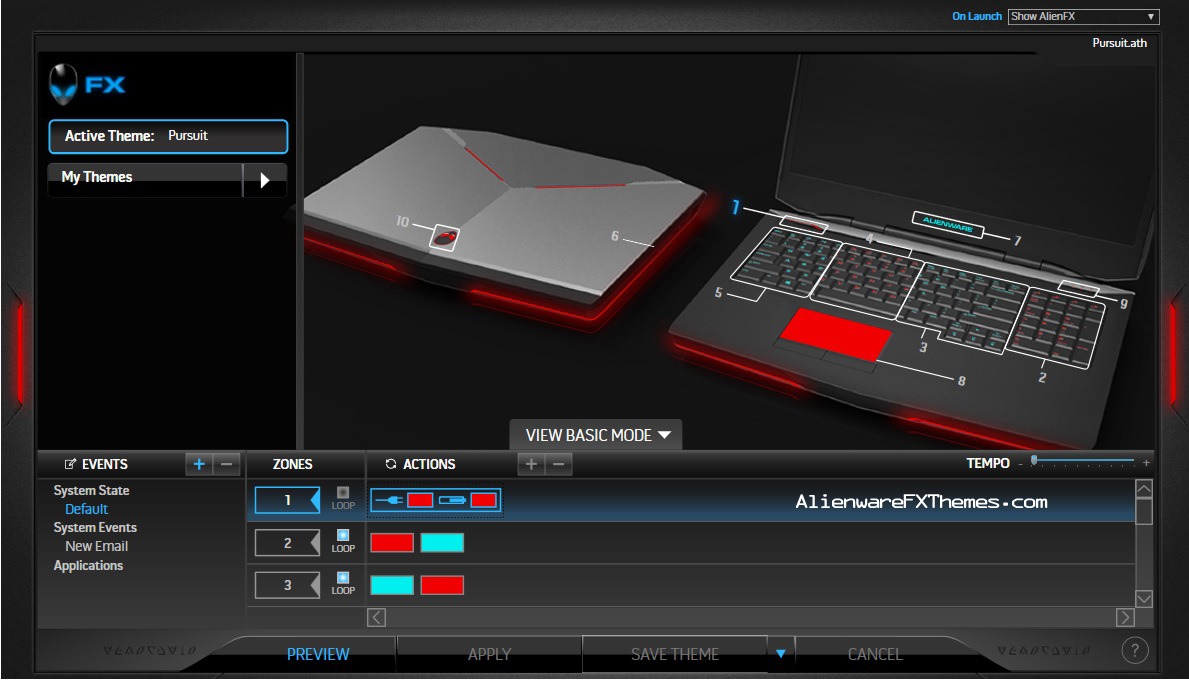 Alienware 17 Colors Brandon Alienware 17 Theme