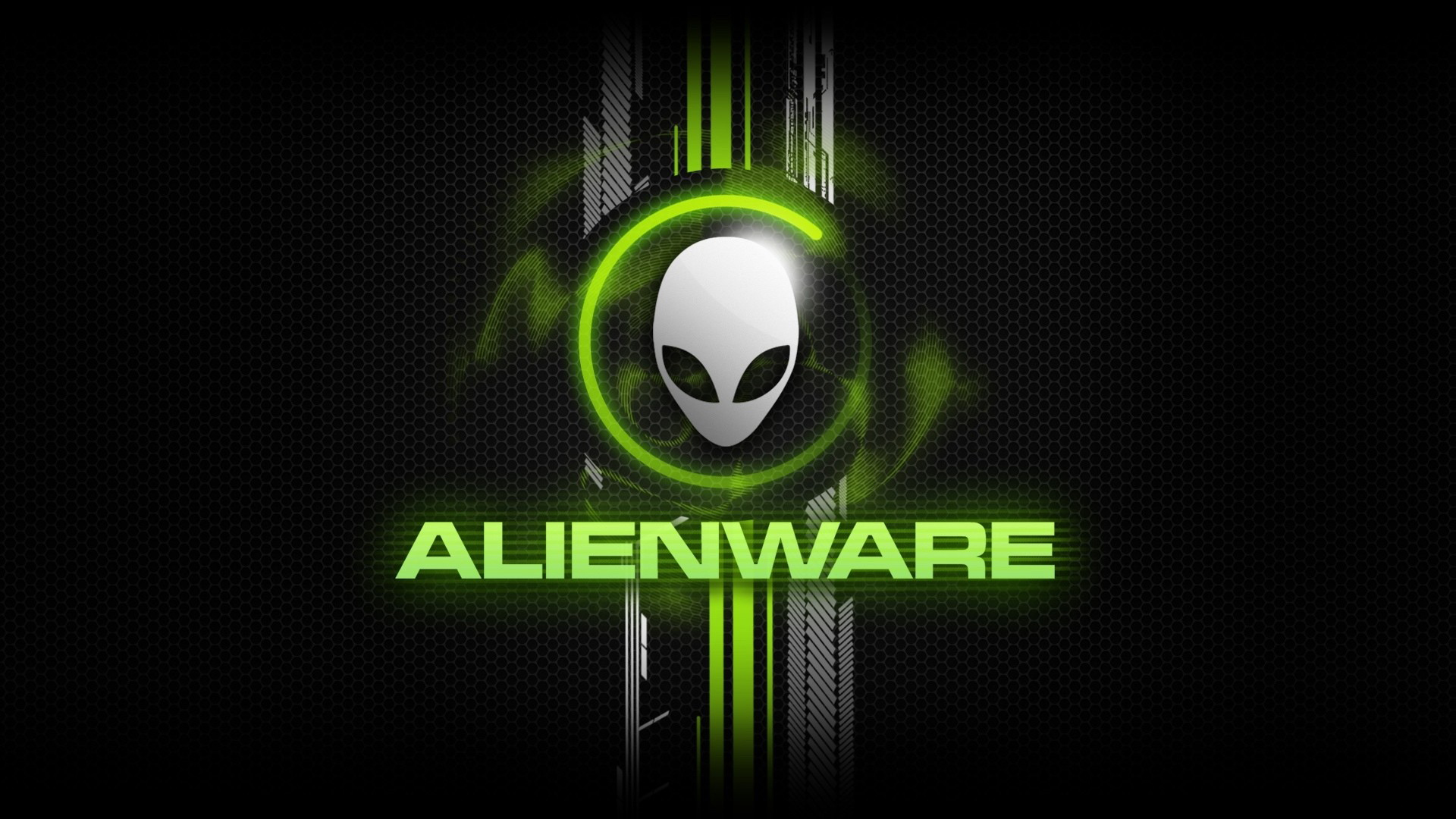 alienware wallpaper green hd - photo #24