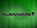 Alienware Desktop Background Alien Head Green Logo Words 1024x819