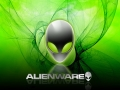 Alienware Desktop Background Alien Head Green Smoke 1920x1080