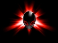 Alienware Desktop Background Alien Head Star Behind By darkangelkrys 1900x1200