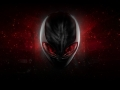 Alienware Desktop Background Red Alien Head By exilestyle90 1680x1050