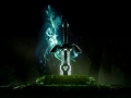 Alienware Desktop Background The Legend Of Zelda Ocarina Of Time The Master Sword 1920x1200