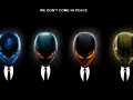 Alienware Desktop Background We Dont Come In Peace 1280x800